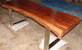 Large Dining Table Singapore Table Beloved Slab Dining Table Los Angeles Gripping Natural