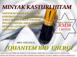 Minyak Wangi Kasturi halaman seni nafas malaysia minyak kasturi kijang
