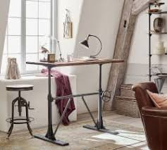 home offie home office furniture pottery barn