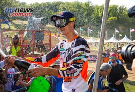 lucas oil pro motocross ken roczen goes 1 1 at spring creek mcnews com au