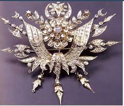 Ottoman Empire Jewelry Ottoman Antiqua Jewellery 19 Yy Osmanlı Imparatorluğu