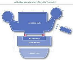 Jfk Terminal 8 Map Jfk Airport Terminal Maps