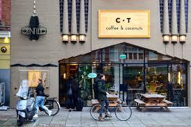 coffee u0026 coconuts amsterdam u0027s theater of cafe design