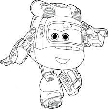 super wings coloring pages free jett dizzy page print printable