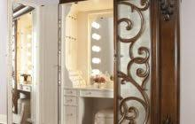 hollywood style makeup mirror for two of vanity mirror with lights