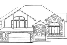 split level house plans floorplans com