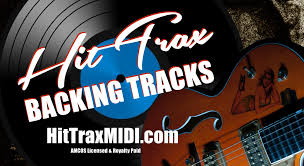 midi files backing tracks by hit trax youtube
