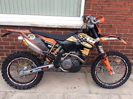 sold ktm 450 exc r 2008 road legal enduro green lane excr 08