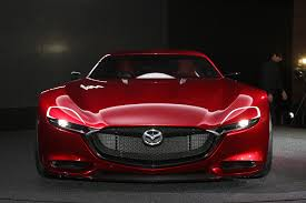 who is mazda made by by design mazda rx vision concept