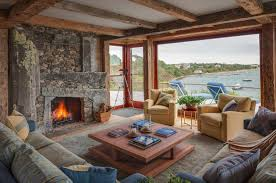 New England Interior Design Ideas New England Style Beach Cottage Overlooking Katama Bay Beach
