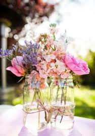 wedding flowers jam jars 20 floral ideas for boho wedding decor interior for