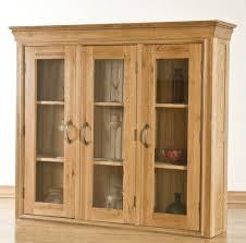 Curio Cabinets Ebay Dining Room Display Cabinets Ebay Solid Oak Furniture Corner