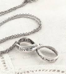 you necklace images I love you forever infinity symbol necklace sterling silver free jpg