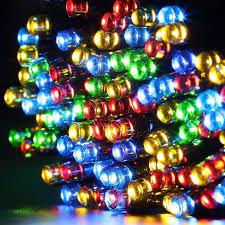 solar powered lights color ropesolar led