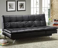 Leather Like Sofa Leather Like Adjustable Sofa Bed Futon