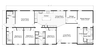 bedroom double wide floor plans web ready t4769g hud pelican bayii