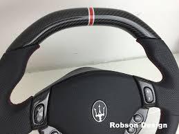 maserati steering wheel maserati steering wheel carbon fiber robson design carbon fiber