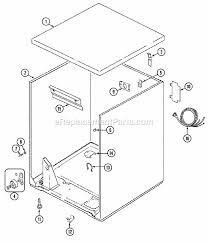 maytag pye2300ayw parts list and diagram ereplacementparts com
