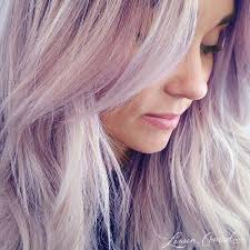 How To Wash Hair Color Out - beauty note pretty in purple lauren conrad
