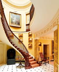 a modern stately home homebuilding renovating feature staircase