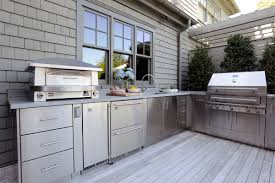 kitchen and bath long island granite countertops and powder coated stainless steel cabinets