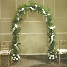 wedding arches in church wedding arch decorations decoration