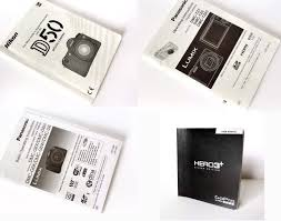 manuals for digital cameras nikon panasonic gopro u2022 5 00