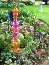 best 25 glass garden art ideas on pinterest glass garden