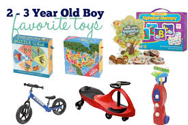 toys for boys 2 3 years