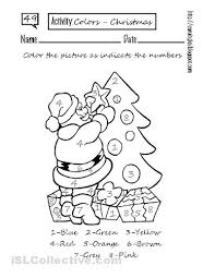 christmas worksheets for kindergarten u2013 christmas fun zone