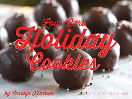 ketchum u0027s low carb holiday cookies cookbook get it now
