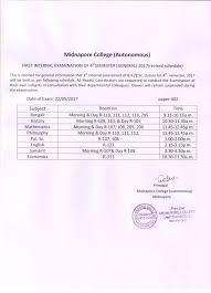 midnapore college