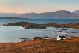 this self sufficient island in scotland is a marijuana grower u0027s