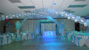sweet 16 party decorations blue sweet 16 party ideas party ideas