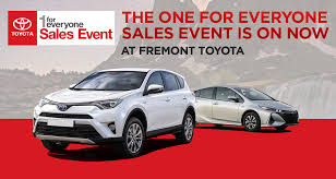 lexus of fremont service department toyota one for everyone sales event fremont motor company