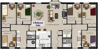 Floor Plan 6 Bedroom House by 6 Bedrooms Descargas Mundiales Com