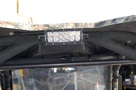 Discount Led Light Bars by Post Up Pics Of Your Light Bar Or Led Light Placement Can Am