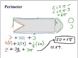 Area And Perimeter Worksheets 4th Grade 11 4 4 Perimeter And Area Of The Shaded Region Youtube