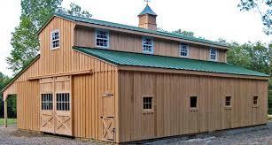garage inspiring metal barns with living quarters for best garage