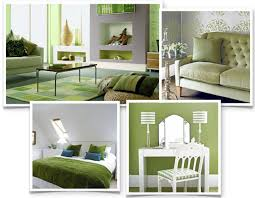 green decor green for balance and stability trendey