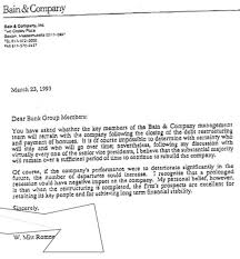 consulting cover letter bain 7 8 common bain cover letter sales