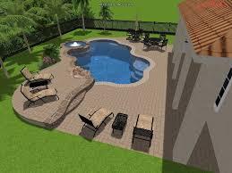 3d pool design orlando custom pools lake nona clermont