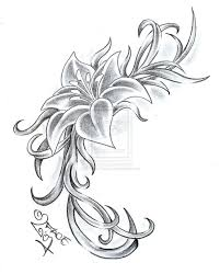 Flowers On Vines Tattoo Designs - flower climb tattoo design by 2face tattoo deviantart com on