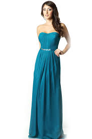 teal bridesmaid dresses strapless teal bridesmaid dress 110 00