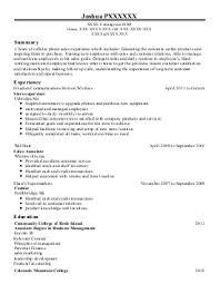 telephone salesperson resume
