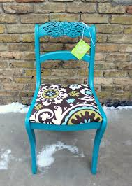 Duncan Phyfe Rose Back Chairs by Antique White A Second Teal Rose Back Chair