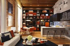 home design small corner desk office loft ideas regarding for