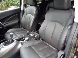 nissan juke leather seats used black nissan juke for sale kent