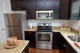 modern kitchen elkhart highland village now leasing walnut capital