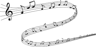 music notes png clipart clipartxtras